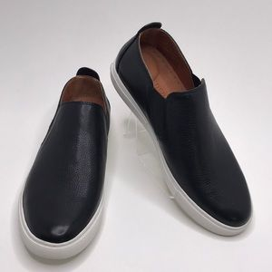 KENNETH COLE Gentle Souls Black Slip On sz 7.5